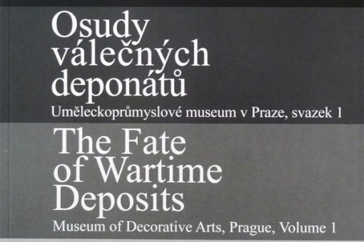 The Fate of Wartime Deposits, volume 1