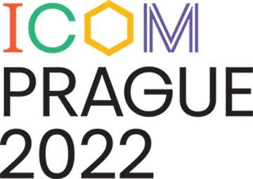 ICOM Praha 2022 -
